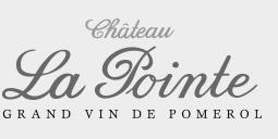 Logo Château La Pointe, Grand Vin de Pomerol