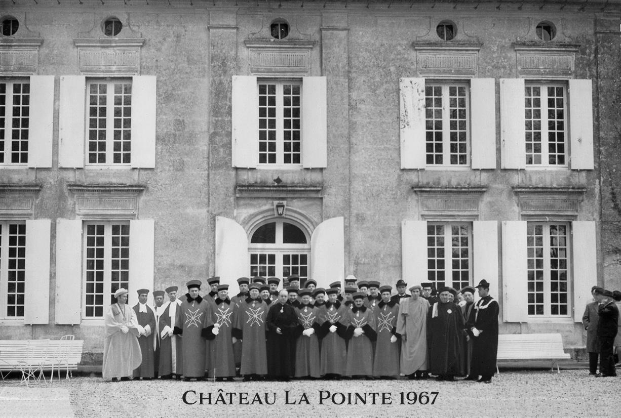 Histoire Hospitaliers Pomerol